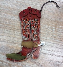 Ornament Cowboy Boot Ornament