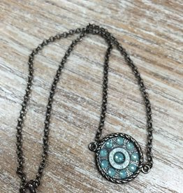 Jewelry Round Rebel Necklace