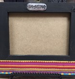 Decor Blk Imagine Frame