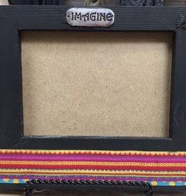Decor Blk Imagine Frame