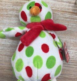 Kid's Spotty Snowman