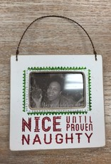 Decor Mini Frame- Nice Until