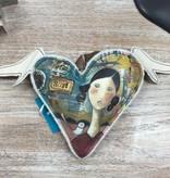 Ornament Faith/Hope/Love Ornaments