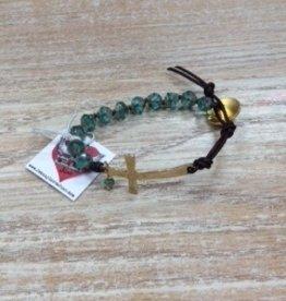 Accessory Johnny Loves June Turquoise Garden Bracelet