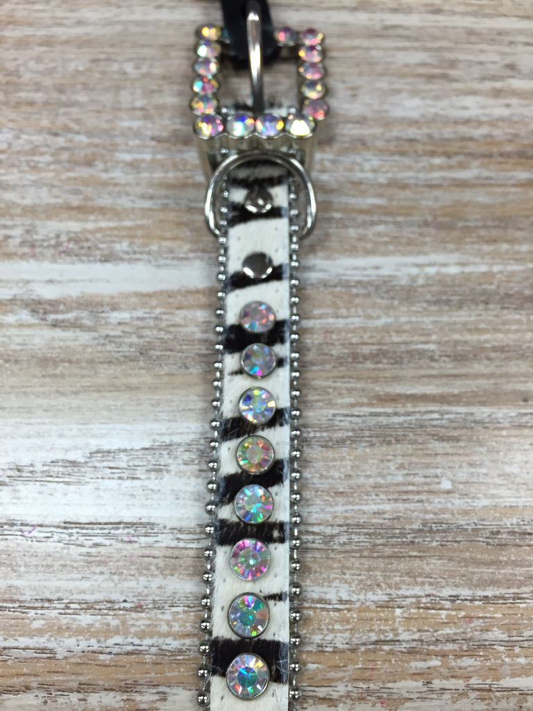 Dog Rhinestone Dog Collar