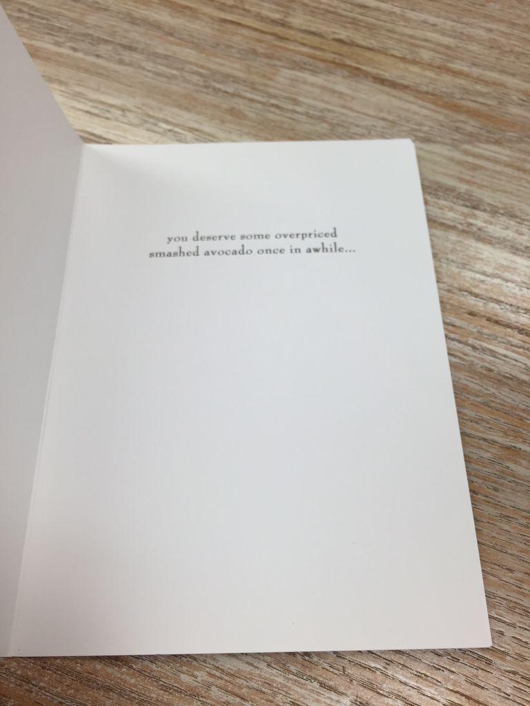 Card Guacamole