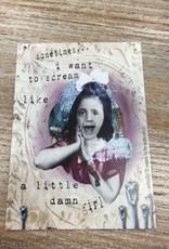 Card Scream