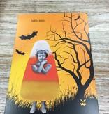 Card Bite Me Halloween
