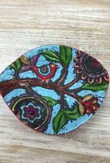 Decor Decorative Oval Dish