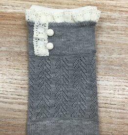 Socks Dainty Boot Cuffs