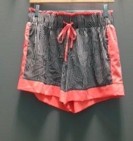 Shorts Printed Track Shorts
