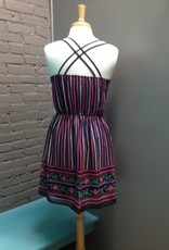 Dress Strappy Scoop Dress