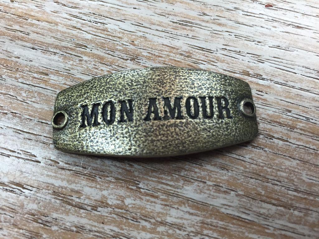 Jewelry Mon Amour SM Sent