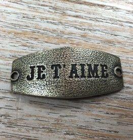 Jewelry Je T'Aime SM Sent