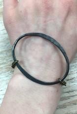 Jewelry Chain Bracelet w/ Oval