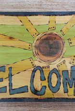 Decor Welcome Wall Sign