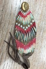 Jewelry Feather Cuff
