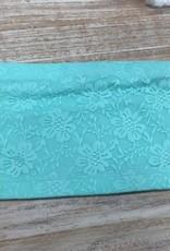 Lingerie Lace Bandeau, Mint