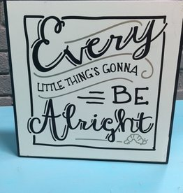 Decor Every Little Thing Wall Art