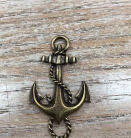 Jewelry Anchor Pendant