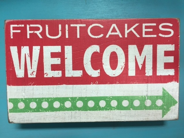 Art Fruitcakes Wall Art 5x8