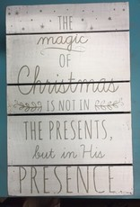 Art Magic of Christmas Wall Art