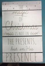 Art Magic of Christmas Wall Art