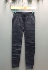 Leggings Charcoal Fleece Lined Leggings