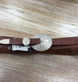 Belt Brown Elastic Belt