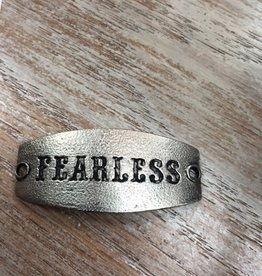 Jewelry Fearless SM Sent