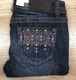 Jean Grace in LA Skinny Jeans
