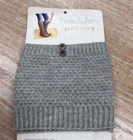 Socks Pebble Knit Boot Cuffs