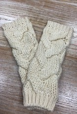Gloves Cozy Cable Knit ArmWarmers