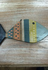 Decor Reclaimed Wood Fish