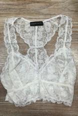 Lingerie lace bralette
