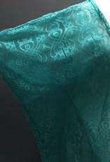 Cardigan Teal Lace Kimono