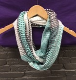 Scarf Weaved Infinity Scarf