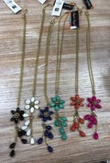 Jewelry Flower Necklace