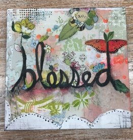 Decor Blessed Wall Art