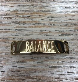Jewelry Refined Sentiment Balance Gold