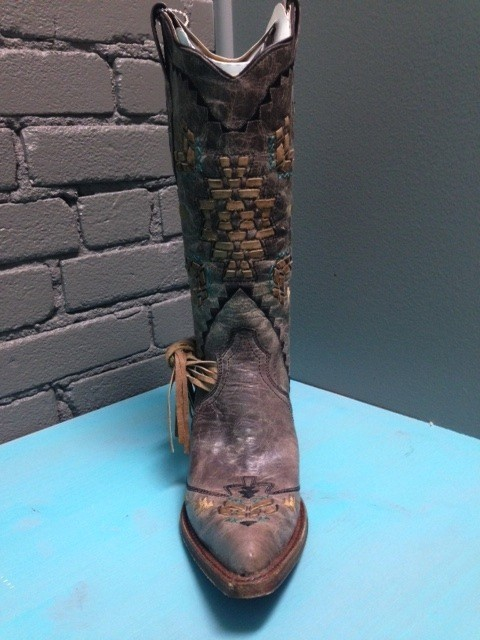 Boot Cango-Tabacc Laser Woven