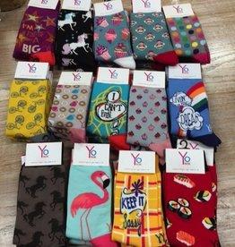 Socks Women's Crew Socks