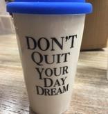 Kitchen Dont Quit Travel Mug