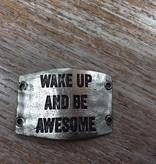 Jewelry Wake Up Sentiment