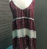 Dress Berry Dress