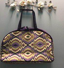 Bag Overnight Ziggy Purple