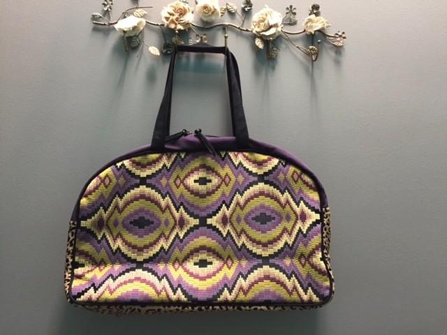 Bag Overnight Ziggy Purple