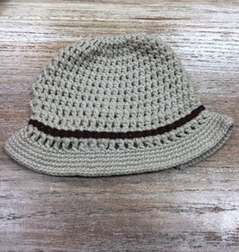 Kid's Baby Crochet Cowboy Hat