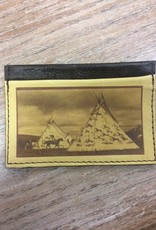 Credit Card Case- Teepee