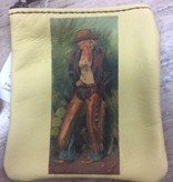 Accessory Coin Purse- Girl Standing Up